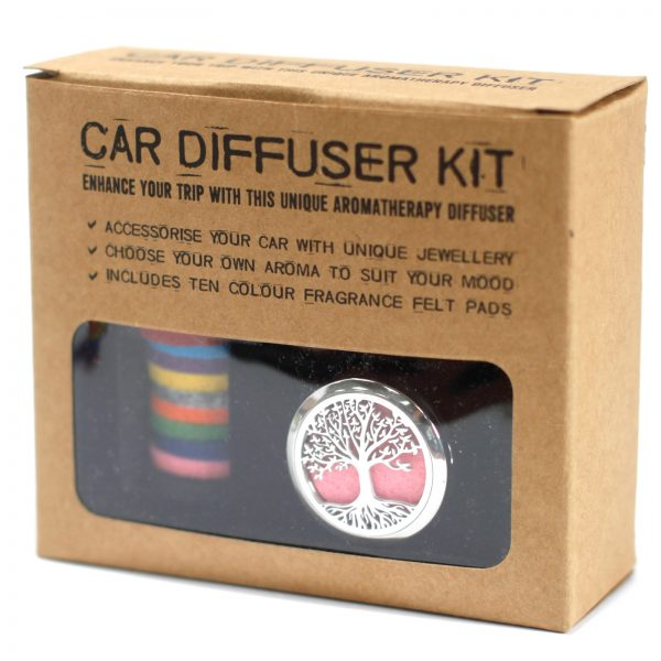 car aromatherapy kit, car aromatherapy diffuser, car diffuser, essential oils