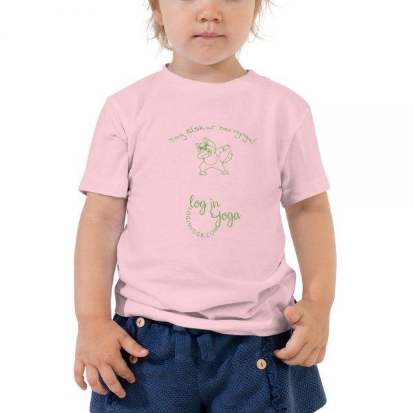 Barnyoga T-shirt, dog t-shirt