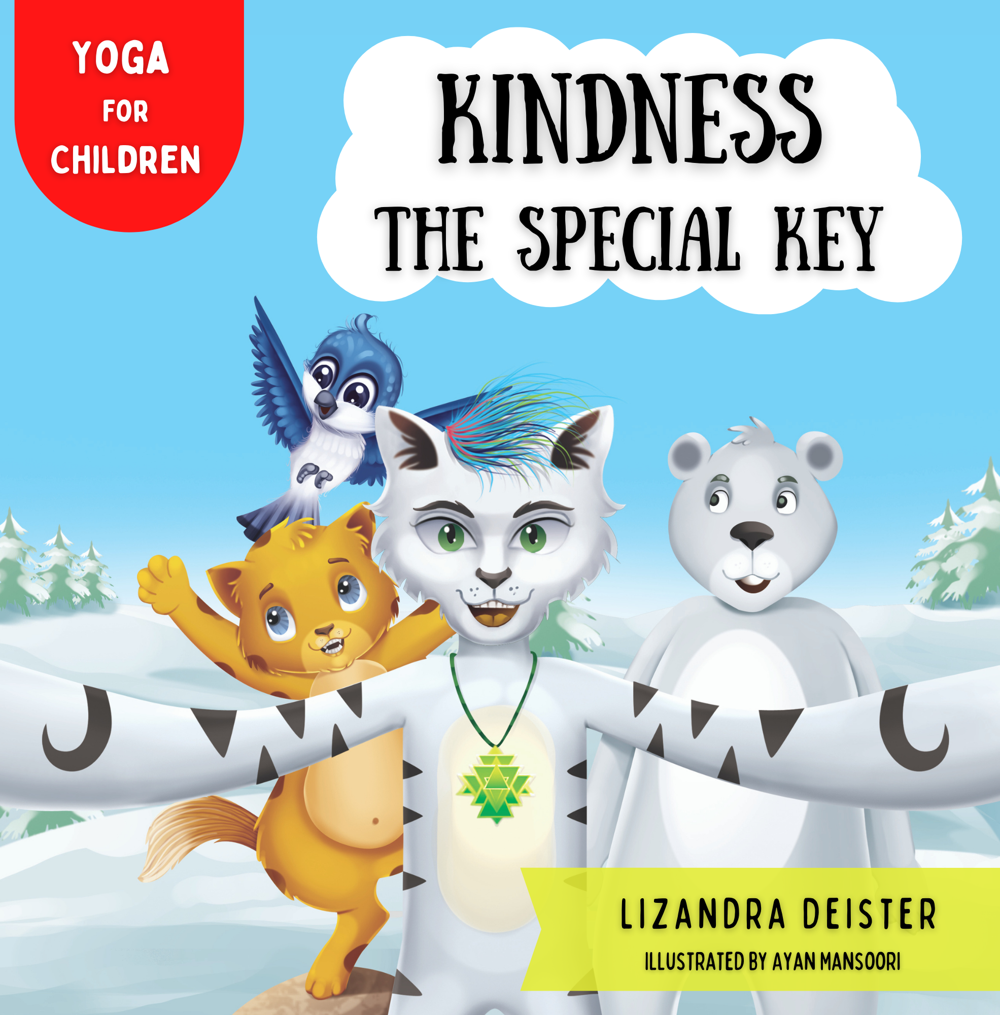 Kindness: The Special Key, Kindle kindness, kindle book, kindle for children, kindle unlimited for children